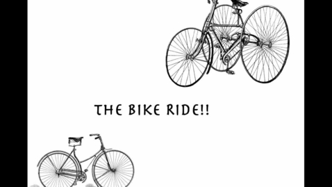 Thumbnail for entry The Bike Ride