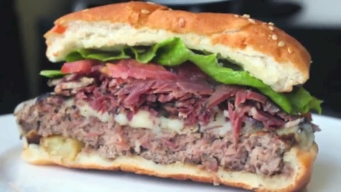 Thumbnail for entry Eat a Pastrami Burger