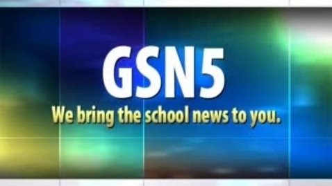Thumbnail for entry Granby High School News Show 12/10/2010