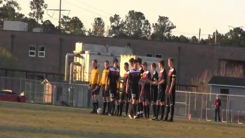 Thumbnail for entry Boys Varsity Soccer Team Succeeds Despite Academy Losses