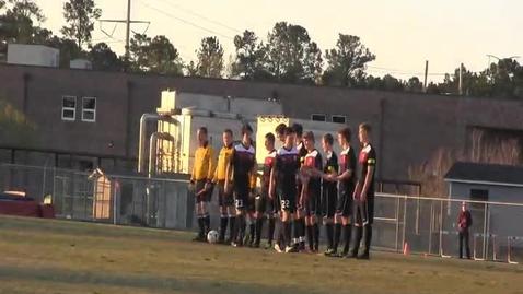 Thumbnail for entry Boys Varsity Soccer Team Succeeds Despite Academy Losses