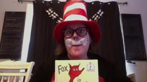 Thumbnail for entry Fox in Socks