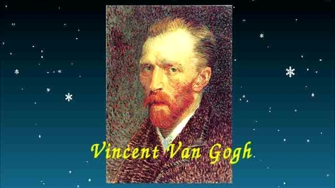 Thumbnail for entry Vincent Van Gogh