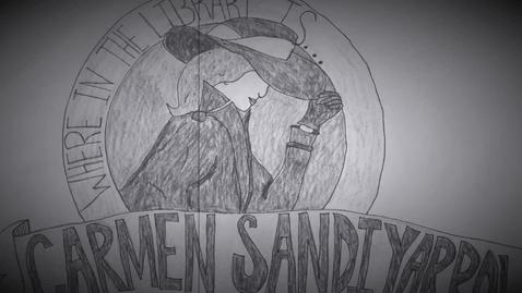Thumbnail for entry Carmen SandiYarrow Week 6