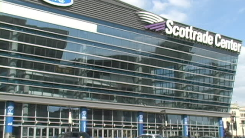 Thumbnail for entry Behind The Scenes At The Scottrade Center