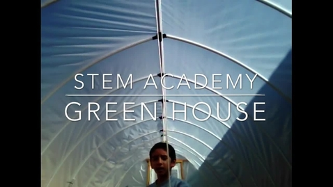 Thumbnail for entry Green house