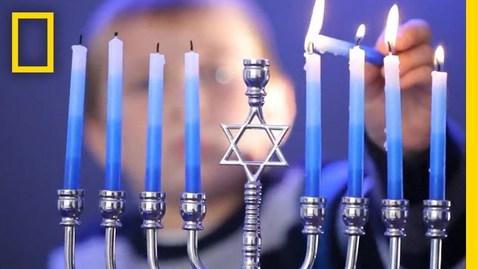 Thumbnail for entry Hanukkah: The Festival of Lights