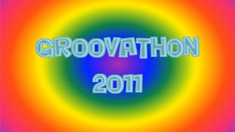 Thumbnail for entry Groovathon 2011