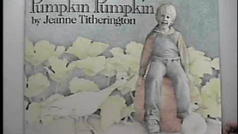 Thumbnail for entry Pumpkin Pumpkin (Children's Book)