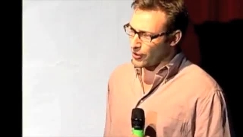 Thumbnail for entry Simon Sinek - Starts with Why