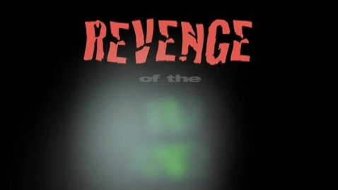 Thumbnail for entry Revenge of the Trash Monster