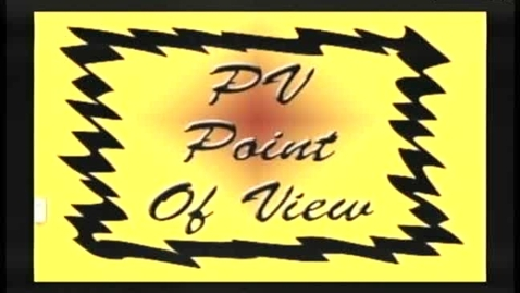 Thumbnail for entry PV Point of View with Cyndi Feydo