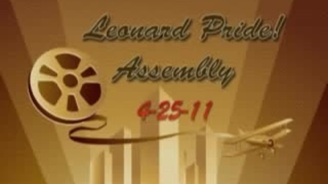 Thumbnail for entry Pride Assembly 4 25 11