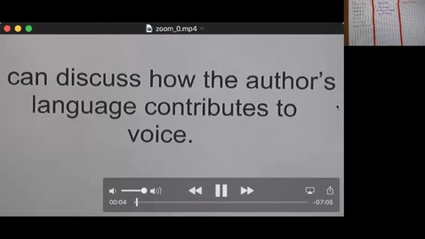 Thumbnail for entry Authors Voice
