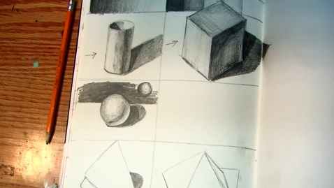 Thumbnail for entry Shading with forms  PART ONE