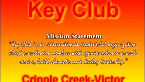 Thumbnail for entry Cripple Creek-Victor Key Club