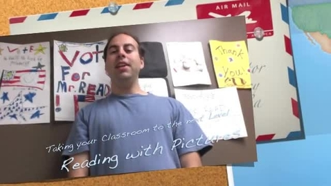 Thumbnail for entry Reading with Pictures