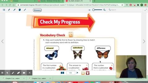 Thumbnail for entry Check My Progress 1