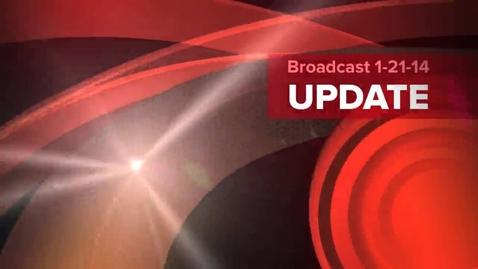 Thumbnail for entry El Vista Broadcast 1-21-14