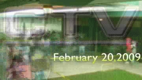 Thumbnail for entry CTV News #1 (2/20/09)