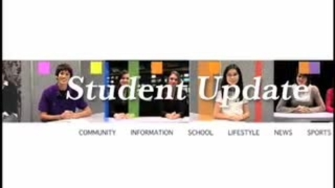 Thumbnail for entry Student Update, Episode 18, Ringing in the New Year
