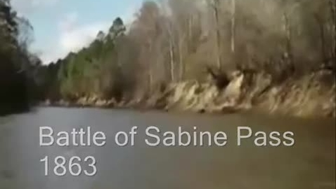 Thumbnail for entry Battle of Sabine Pass  10-3