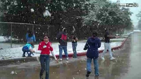 Thumbnail for entry Genoa's Snow - November 2009