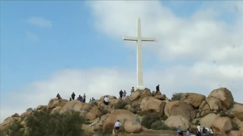 Thumbnail for entry Mount Rubidoux Celebration