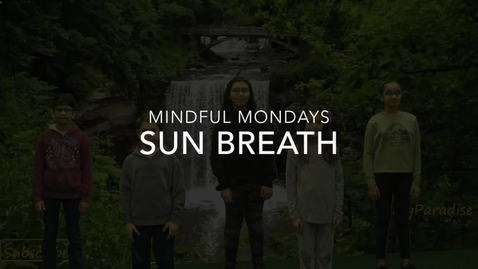 Thumbnail for entry WCMS Sun Breath