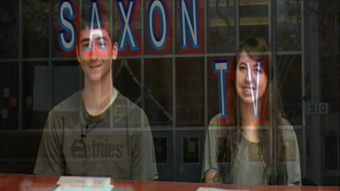 Thumbnail for entry Saxon TV 03102011