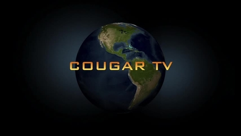 Thumbnail for entry 6 Cougar TV 2017-2018, Capital High School, Charleston, WV