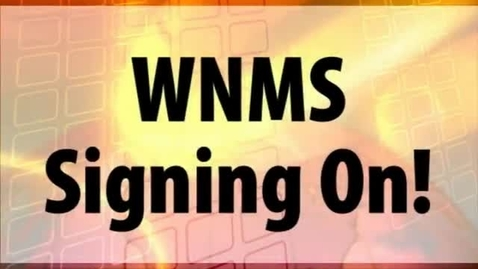 Thumbnail for entry 10-19-15 WNMS Episode 14