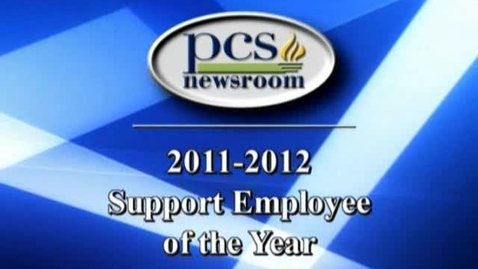 Thumbnail for entry 2012 Support Employee of the Year- Deborah Stephens