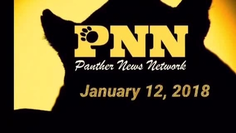 Thumbnail for entry PNN January 12.  2018