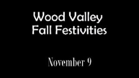 Thumbnail for entry WoodValley Project