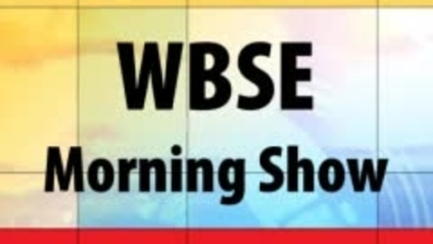 Thumbnail for entry WBSE Morning Show Nov 5th