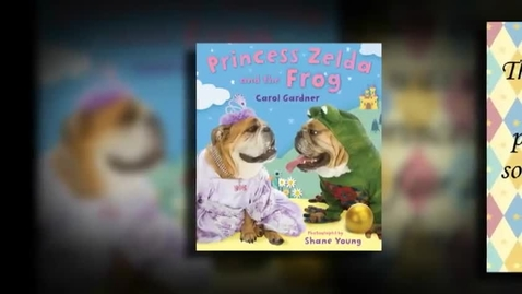 Thumbnail for entry PRINCESS ZELDA AND THE FROG, by Carol W. Gardner