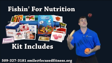 Thumbnail for entry Fishin' For Nutrition