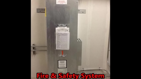 Thumbnail for entry Fire & Safety System - Elevator Controls
