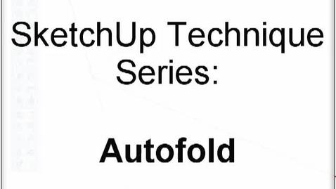 Thumbnail for entry Autofold