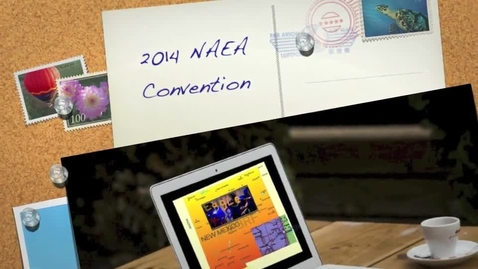 Thumbnail for entry 2014 NAEA Presentation for Hobbs Municipal Schools