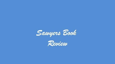 Thumbnail for entry 13-14 Sahadeo Sawyer's Book Review