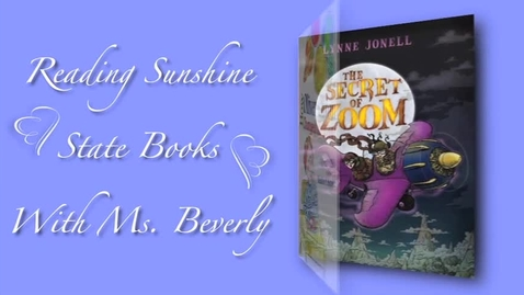 Thumbnail for entry Reading Sunshine With Ms. Beverly - The Magic Half