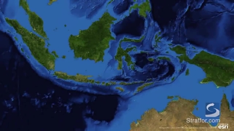 Thumbnail for entry Indonesia's Geographic Challenges