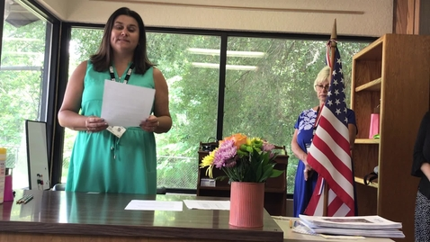 Thumbnail for entry Morning Assembly 060120