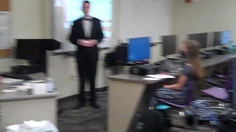 Thumbnail for entry Thomas Thompson Speech 3