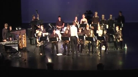 Thumbnail for entry HAS Jazz band Barnburner
