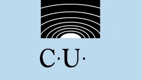 Thumbnail for entry CUE Live 2012 - Rushton Hurley