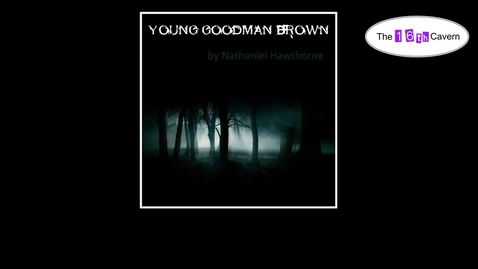 Thumbnail for entry Young Goodman Brown