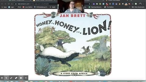 Thumbnail for entry HONEY...HONEY...LION!.mp4